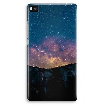 Huawei Ascend P8 Full Print Case - Travel to space