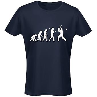 Grillo Evo Evolution para mujer camiseta 8 colores (8-20) por swagwear