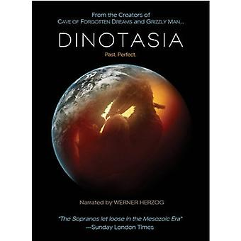 Dinotasia [DVD] USA import