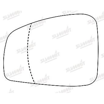 Left Stick-On Mirror Glass Easy to Fit For Renault SC�NIC 2009-2016