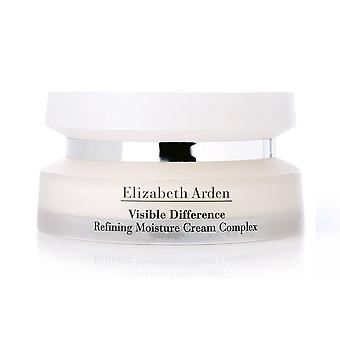 Elizabeth Arden Visible Difference Refining Moisture Cream de 75ml Complexe