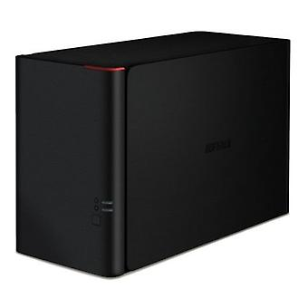 Buffalo 8TB TeraStation 1200 Business Class NAS Drive, (2 x 4TB), RAID 0/1, GB LAN, NovaBACKUP, Hot Swap