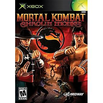 Mortal Kombat Shaolin Monks (Xbox)