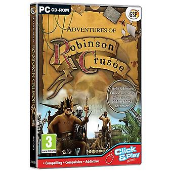 Adventures of Robinson Crusoe (PC CD) - Factory Sealed