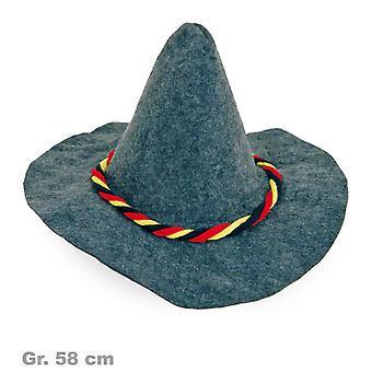 Seppl Hat fan Duitsland