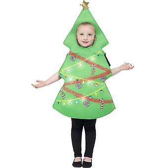 Bambini costumi da albero di Natale per bambini