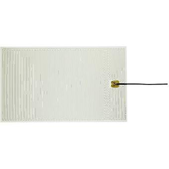 Thermo Polyester Heating foil self-adhesive 230 V AC 35 W IP rating IPX4 (L x W) 500 mm x 300 mm