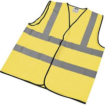 AVIT AV13100 AVIT Hi-Vis Waistcoat Yellow (XL) Size=XL Yellow