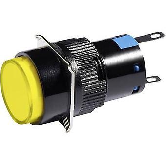Barthelme LED indicator light Yellow 24 V DC/AC