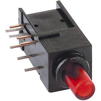 Mentor R-T Pushbutton 60 V DC/AC 0.5 A 2 x On/(On) momentary 1 pc(s)
