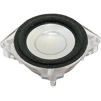 Visaton 2240 Mini loudspeaker Noise emission: 79 dB 4 W 1 pc(s)