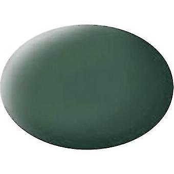 Aqua paint Revell Dark green 39 Can 18 ml