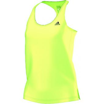 Adidas gym style easy tank women's yellow S21952