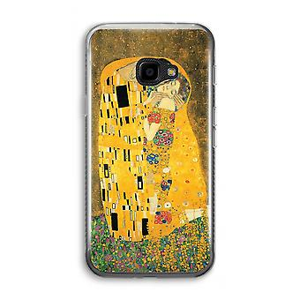 Samsung Galaxy XCover 4 Transparent Case (Soft) - Der Kuss