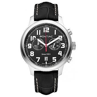 Pontiac Herrenuhr Liverpool chronograph P40011