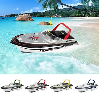 RC boat 777-218 Mini RC Racing Boat Model Speed boat remote control boat KidKlassieke with Original Package toys