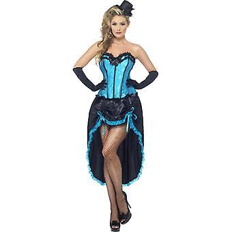 فستان راقصة هزلي زي، المملكة المتحدة 8-10