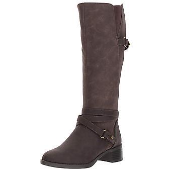 Easy Street Womens Carlita Closed Toe Knee High Fashion Boots