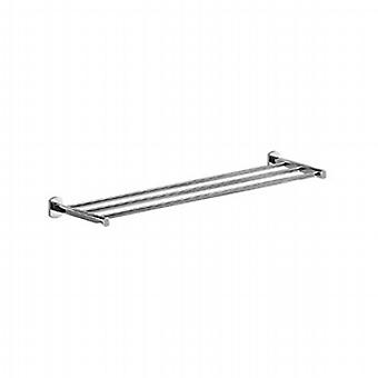 Gedy Edera Towel Rack No Arm Chrome ED44 13