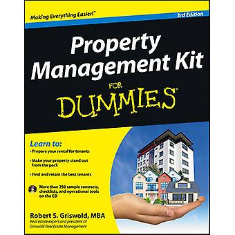 Property Management Kit For Dummies (3rd Revised edition) by Robert S