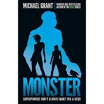 Monster by Michael Grant - 9781405284837 Book