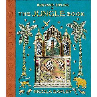 Junglebogen af Rudyard Kipling - Nicola Bayley - 9781406356397 Bo