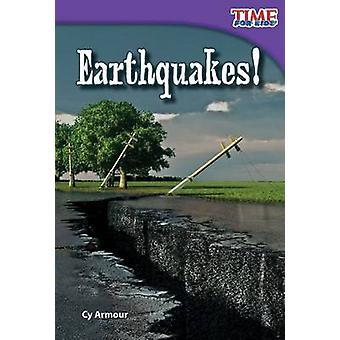 Tremblements de terre! par Cy Armour - livre 9781433336133