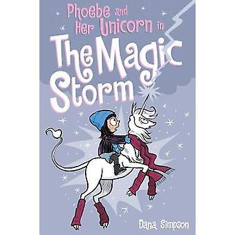 Phoebe och hennes Unicorn i magiska stormen - bok 7 av Dana Simpson - 9