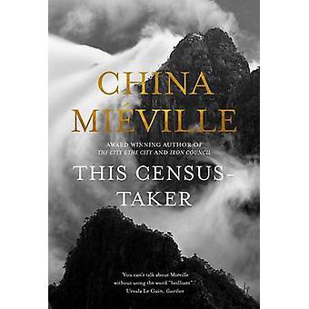Ce recenseur de China Miéville - livre 9781509812134