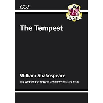 KS3 English Shakespeare the Tempest Complete Play (with Notes) - The C