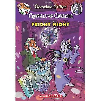 Creepella Von Cacklefur #5: Fright Night: A Geronimo Stilton Adventure