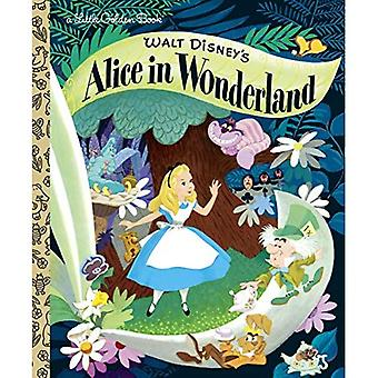 Walt Disney's Alice in Wonderland (gouden boekjes (Random House))