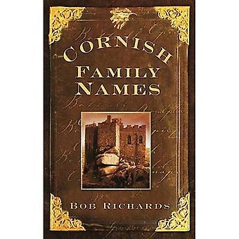 Cornish familienavne