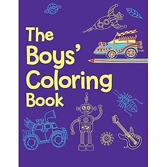 Pojkarnas målarbok