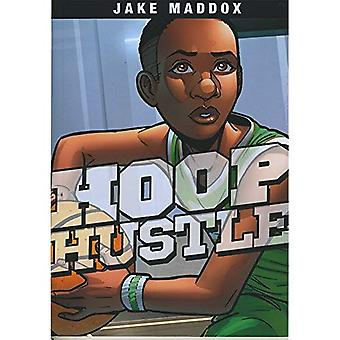 Hoop Hustle (Jake Maddox Sports Stories)