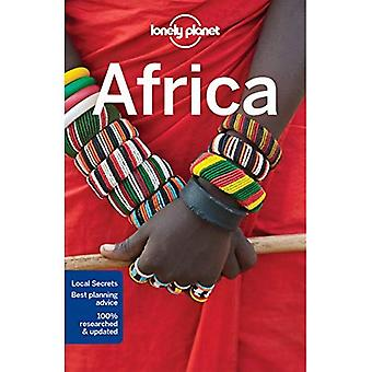 Lonely Planet Afrika - Travel Guide (Paperback)