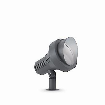 Ideale Lux - Terra antraciet grote puntige grond licht IDL033044