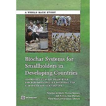 Systèmes de biochar pour les petits exploitants des pays en développement s'appuyant sur les connaissances actuelles et en explorant le potentiel futur pour l'Agriculture ClimateSmart par Scholz & Sébastien