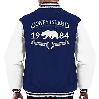 Coney Island 1984 Middle School Men's Varsity Jacket
