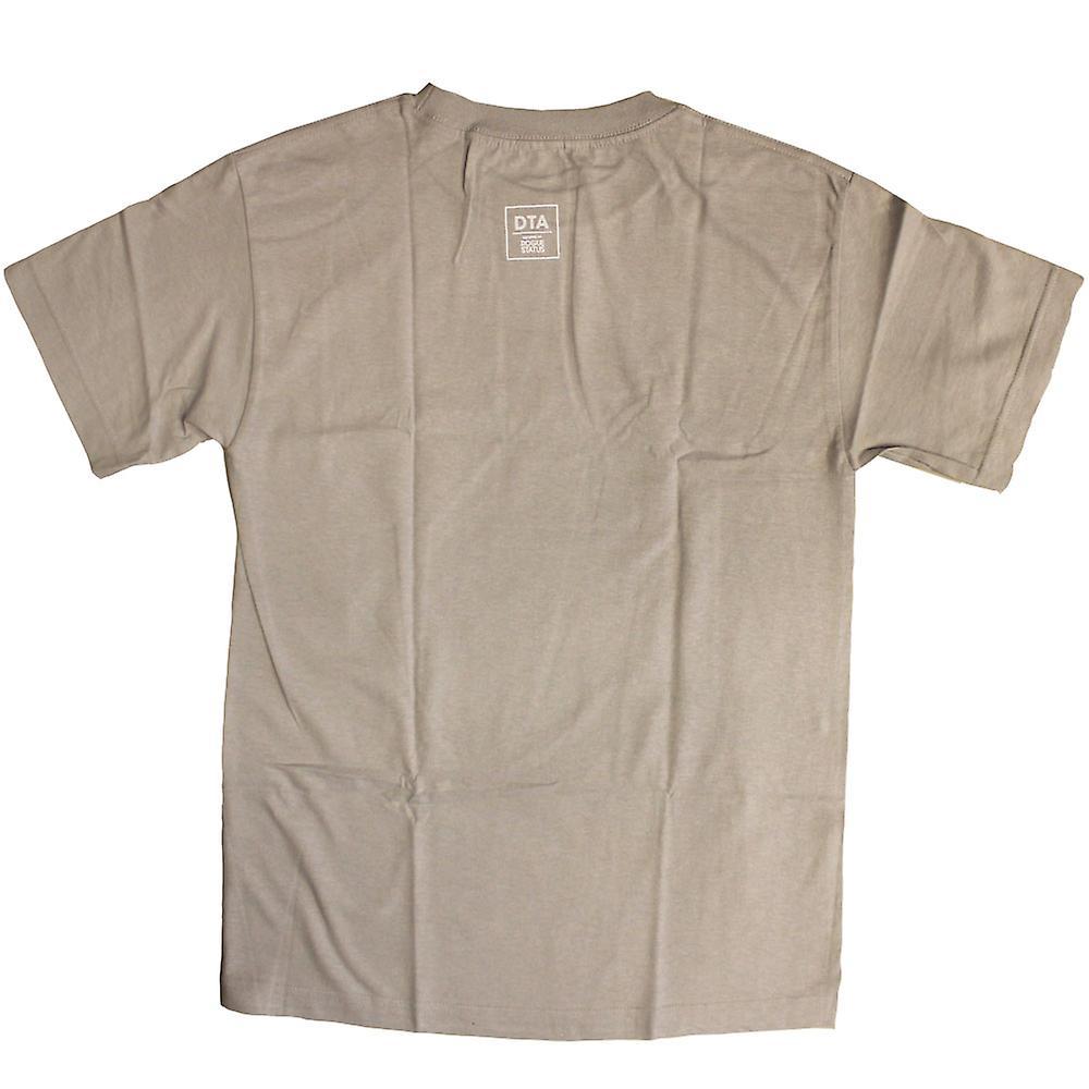 DTA RS Birdshow T Shirt Silver Blå