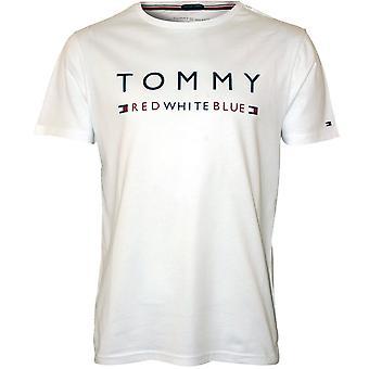Tommy Hilfiger Tommy vermelho-branco-azul T-shirt, branco