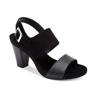 Giani Bernini Womens Aikko Open Toe Casual Slingback Sandals