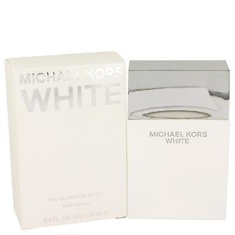 Michael Kors White by Michael Kors Eau De Parfum Spray 3.4 oz / 100 ml (Women)