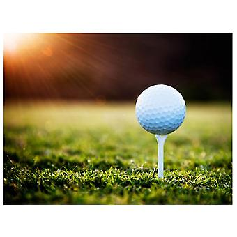 Artgeist Wallpaper Golfspiel (Dekoration , Fototapeten , Fototapeten Standard)