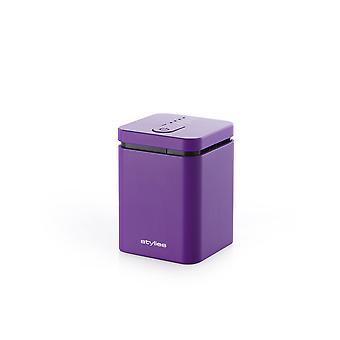 Stylies Elara Aroma Difusor Púrpura