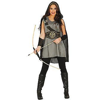 Déguisement Womens gris Archeress