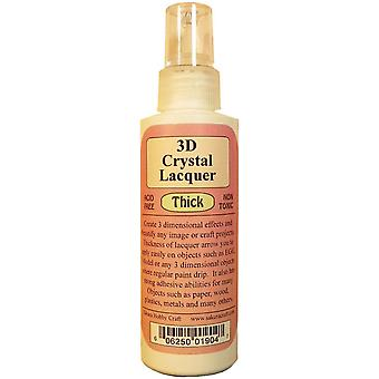 3D Crystal Lacquer Thick-4oz 1904
