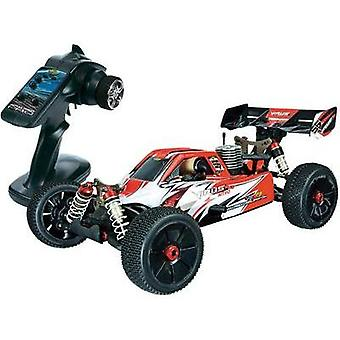 Carson Modellsport 1:8 RC modelismo coches Nitro Buggy 4WD RtR 2,4 GHz