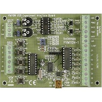 Prototyping interface Component Velleman VM110N