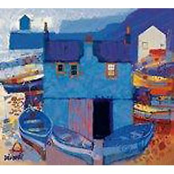 George Birrell print - Six Thirty A.M.